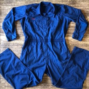 VINTAGE MECHANICS JUMPSUIT